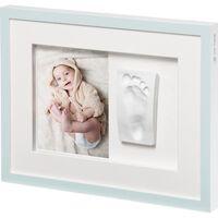 Baby Art Marco para collage Tiny Style blanco cristalino