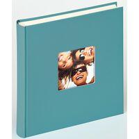 Walther Design Álbum de fotos Fun verde petróleo 100 páginas 30x30 cm