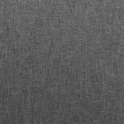 vidaXL Sillón de masaje de pie de tela gris claro