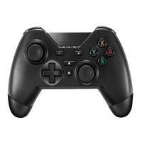 Controlador de mano para Nintendo Switch - inalámbrico - negro