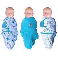Bo Jungle Arrullos de bebé Bear 3 unidades azul