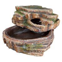 TRIXIE Cueva para serpientes 26x20x13 cm resina de poliéster 76199