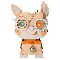 Robotime Kits de construcción de maceta Puppy