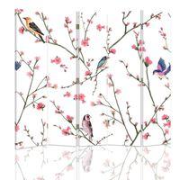 Biombo Songbirds - Separador de Ambientes