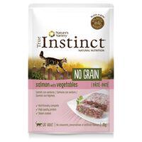 True Instinct No Grain Paté Salmón Con Verduras  | 8 X  70 Gr |