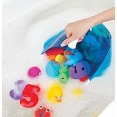 Munchkin Recogejuguetes para baño