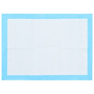 vidaXL Empapadores para mascota 100 unidades 45x33 cm textil no tejido