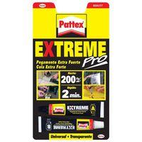 Pegamento 2 Componentes - PATTEX EXTREME - 329680 - 22 ML