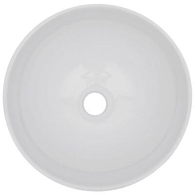 vidaXL Conjunto de muebles de baño de tres piezas cerámica roble