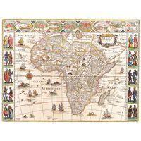Impresión sobre lienzo - Mapa Antiguo No. 23