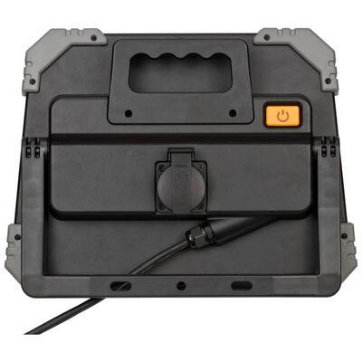 Brennenstuhl Foco LED móvil DINORA con enchufe 5 m 70 W