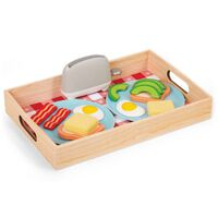 Skip Hop Set de cocina de juguete para desayunar Zoo Let's Brunch