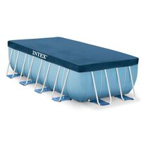 Intex Cubierta de piscina rectangular 400x200 cm 28037