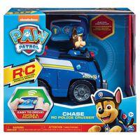 Paw Patrol Coche de juguete con radiocontrol Chase Cruiser