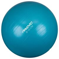 Avento Pelota de fitness/gimnasio 55 cm diámetro azul