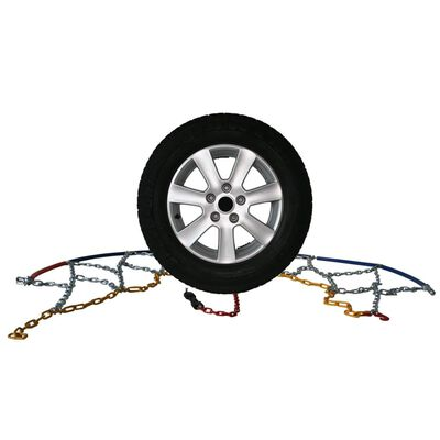 ProPlus Cadenas de nieve para neumáticos 12 mm KN90 2 unidades