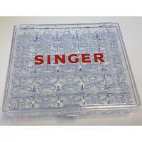 Singer Estuche de almacenamiento de bobinas con 25 bobinas
