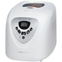 Clatronic Máquina para hacer pan automática 600 W Blanca BBA 3505