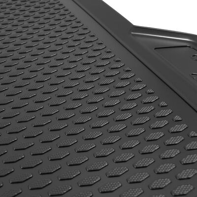 vidaXL Alfombrilla maletero Skoda Octavia III Liftback (2013-) caucho