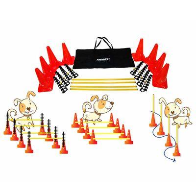 FitPAWS Juego de obstáculos