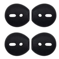 Tapones Para Los Oídos Para Airpods 2-pack Negro