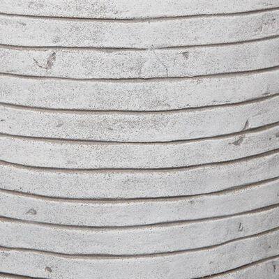 Capi Macetero Nature Row 43x41 cm color marfil KRWI933