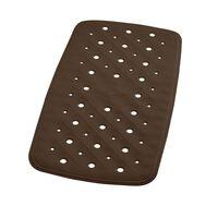 RIDDER Alfombrilla para bañera antideslizante Promo marrón