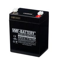 Batería aparatos estáticos cíclicos 12 V 2,9 Ah SLA2.9-12 VMF AGM