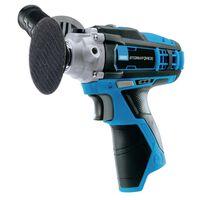 Draper Tools Minipulidora Storm Force expuesto 10,8V