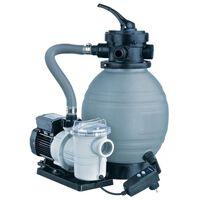 Set bomba de filtración para piscina Ubbink 300 TP 25 7504641