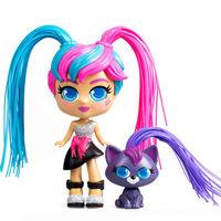 Silverlit Figura de juguete Milli and Vogue Curli Girls Deluxe multicolor