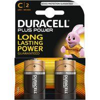Pila Alcalina Powerp Bl2 Lr14 - DURACELL - CK2PLUS/MN1400