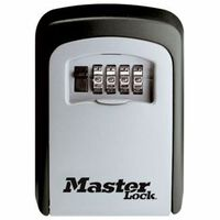 Master Lock 5401EURD Caja de seguridad para llaves