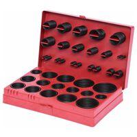 KS Tools Juego de juntas tóricas 419 piezas 3-50 mm/R01-R32