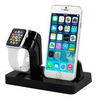 Base de carga para iPhone 5/6/7/8 y Apple Watch