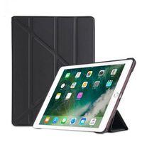 Funda para iPad de 9,7 pulgadas Smart Cover y soporte - negro