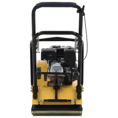 vidaXL Compactador vibratorio de placa 196 CC 85 kg 15,5 Kn