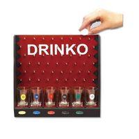 Juego de fiesta Drinko chupito 5 cl - Rojo