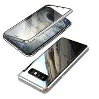 Funda magnética para Samsung Galaxy S10 con protector de pantalla - pl