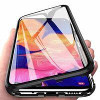 Funda magnética para Samsung Galaxy A10 con protector de pantalla - ne