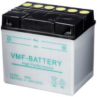 Batería para motocicletas VMF Powersport 12 V 30 Ah C60-N30L-A