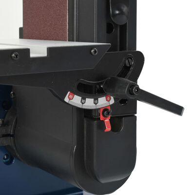 vidaXL Lijadora de disco y banda 550 W 200 mm