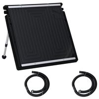 vidaXL Panel calefactor solar para piscina 75x75 cm