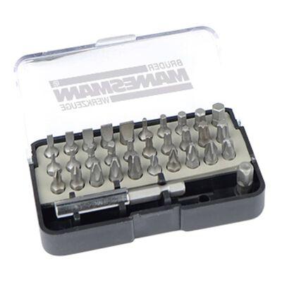 Brüder Mannesmann Juego de herramientas combinadas a batería 20 V