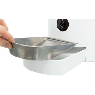 TRIXIE Dispensador automático inteligente de comida TX9 blanco