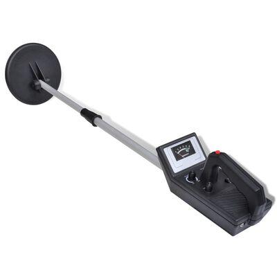 vidaXL Detector de metales manual búsqueda profunda hasta 60 cm