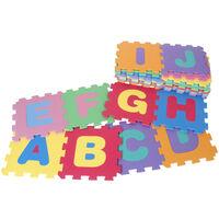 Puzzle Mat De Números - Grande - Playmat - Crawl Mat - Eva Foam - 10