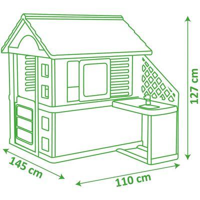 SMOBY - CASA NATURE CON COCINA / Referencia 810713