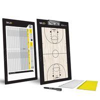 SKLZ Pizarra de entrenamiento de baloncesto Magnacoach