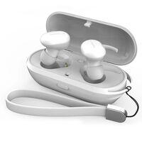 Auriculares inalámbricos WEEPLUG SOUNDFLOW I15 Blanco